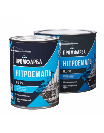 Нитроэмаль ТМ Промфарба - Химрезерв