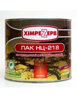 Лак НЦ-218 глянцевый